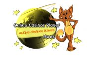 Logo Online Casinos Planet News