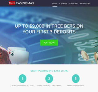 casino max featured image