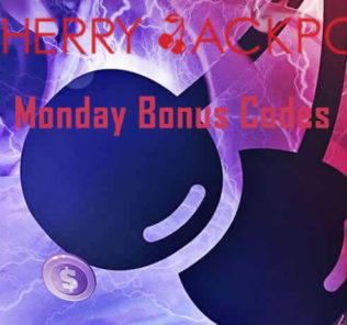 cherryjackpot-monday-bonus-code